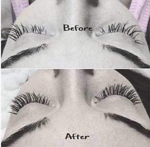Waxing service, brow and lash near Culver City