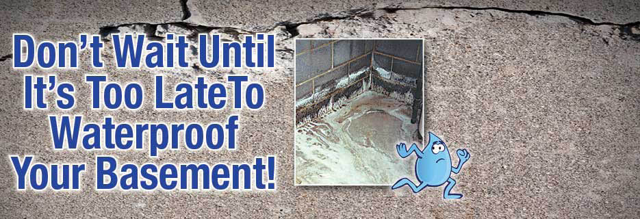 everdry basement waterproofing rochester ny valpak banner