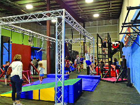tumbling for children in Galloway, NJ; special needs gymnastics; strength