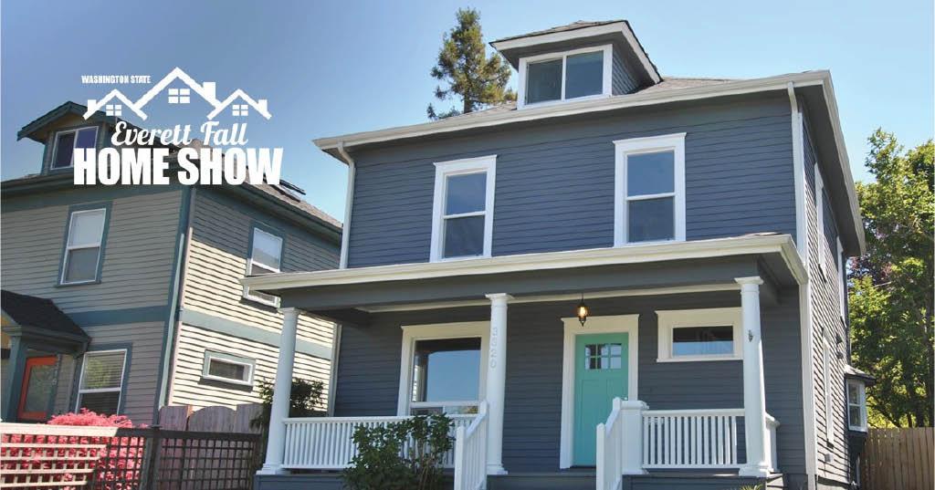 15th annual Washington State Everett Fall Home Show and Everett Gift Show - Everett, Washington