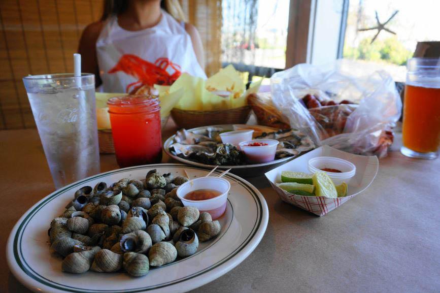 The Cajun Crawfish seafood restaurant in Everett, WA - Everett restaurants - Everett seafood restaurants