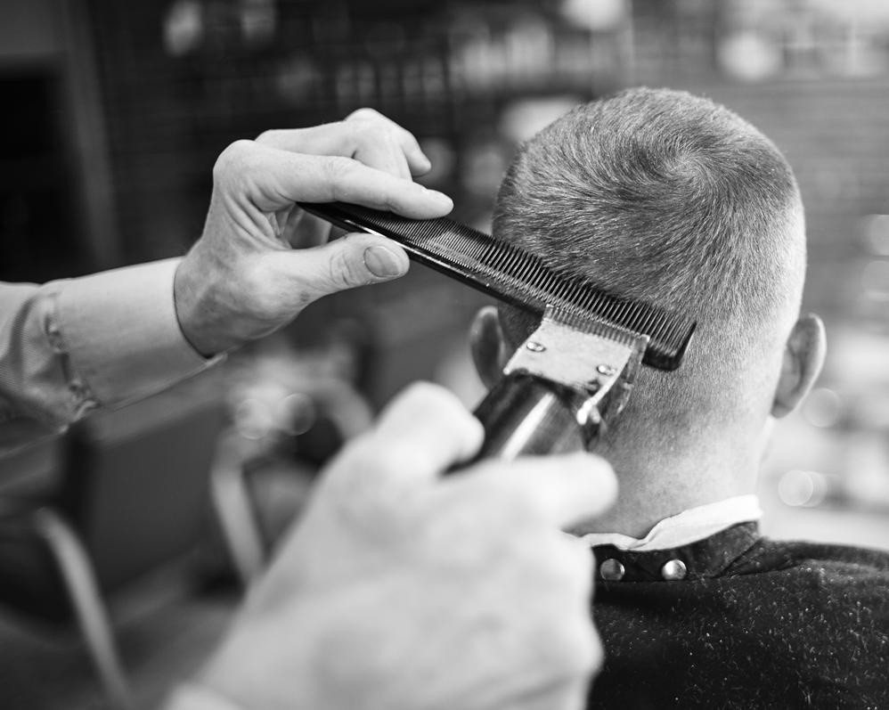 Everett barbers - The Ol' Barbershop - Everett, WA - haircuts for men - haircuts for women - haircuts for kids