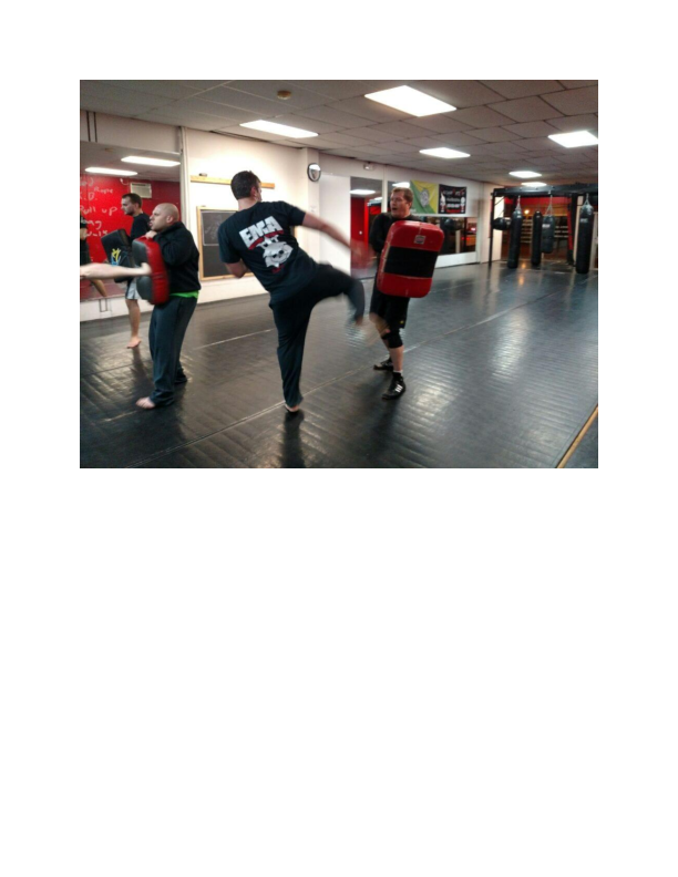 Martial Arts Class at Evolutionary Martial Arts in Hackettstown NJ
