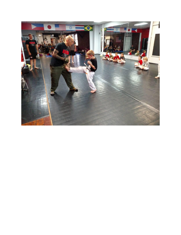 Evolutionary Martial Arts in Hackettstown NJ