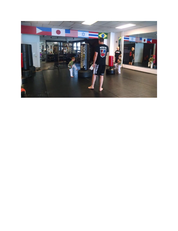 Kids Martial Arts Class at Evolutionary Martial Arts in Hackettstown NJ