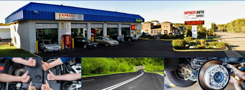 Express Auto Service located in Fredericksburg, VA