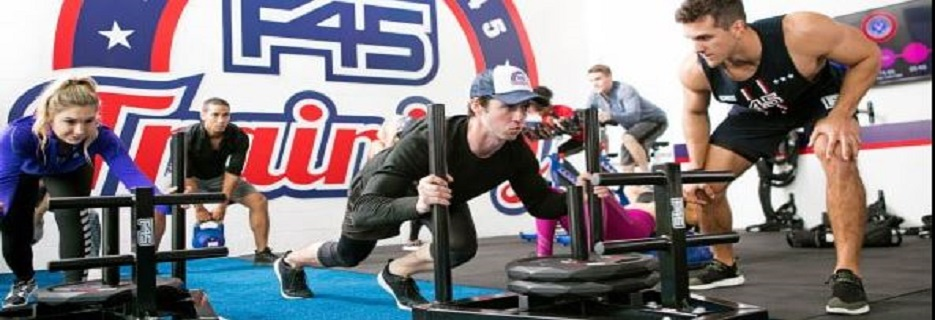 F45 Training in Great Neck, New York banner