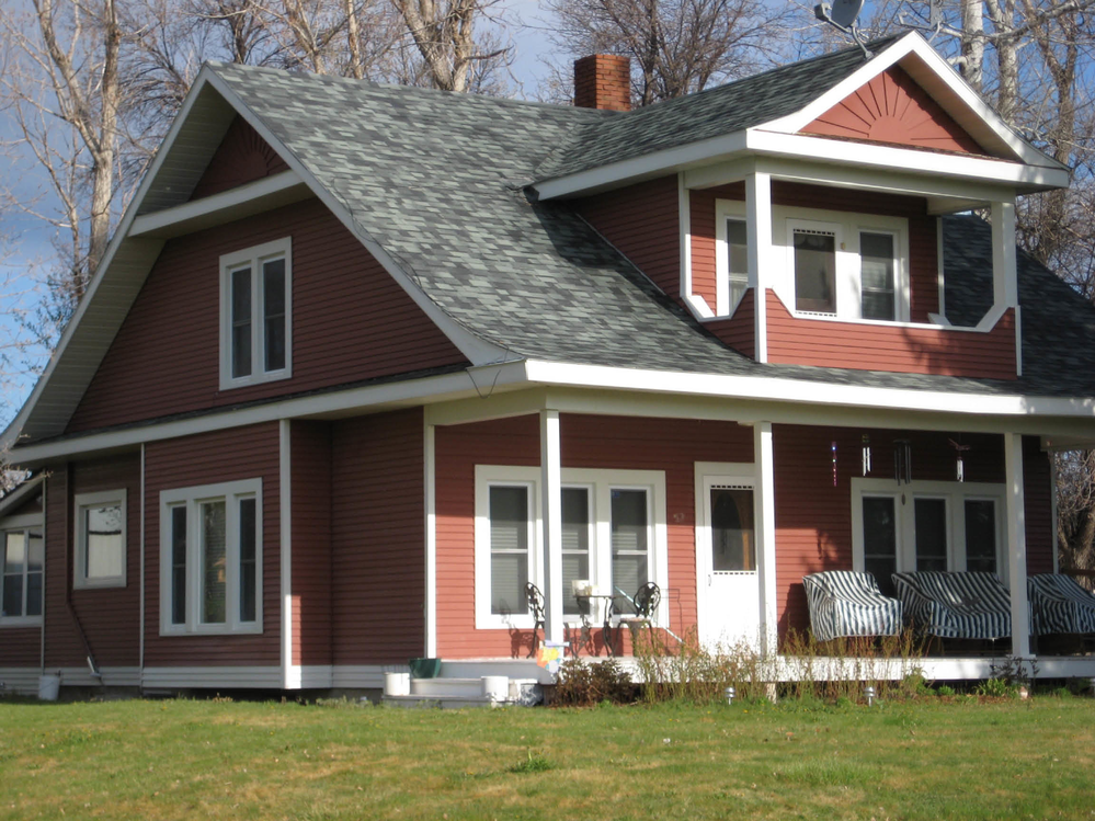 ABC Seamless siding in Ramsey, MN