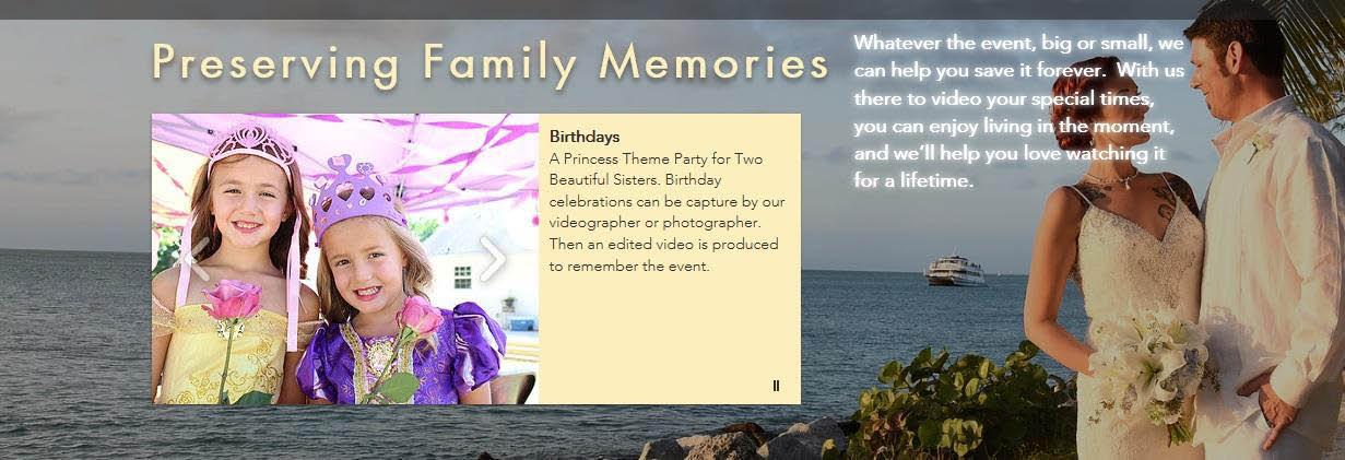 FAMILY FOCUS VIDEO BANNER, BRANDON, FL