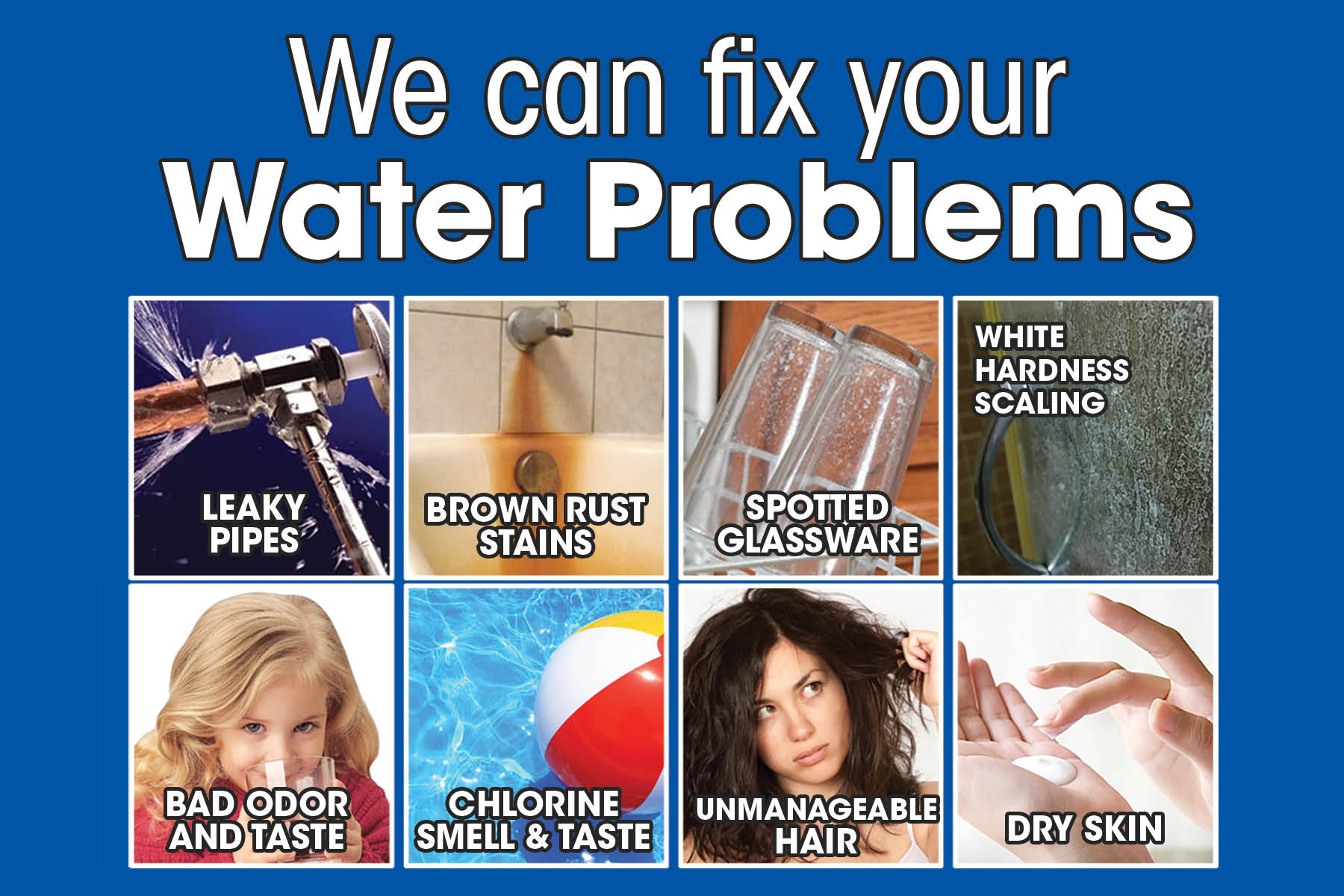 Kinetico by AAA Water Systems, Inc., Concord, CA  water problem solutions