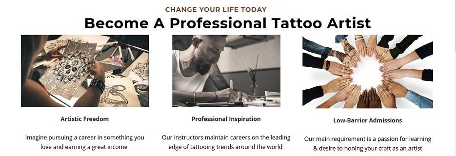 tattoo artist near me learn to tattoo new career
