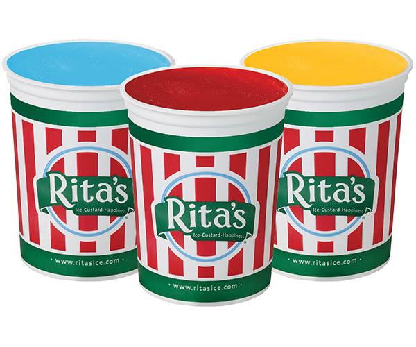 Rita's Italian Ice Pints