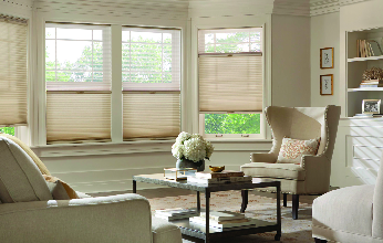 motorized shutters in a home in Yorktown Heights