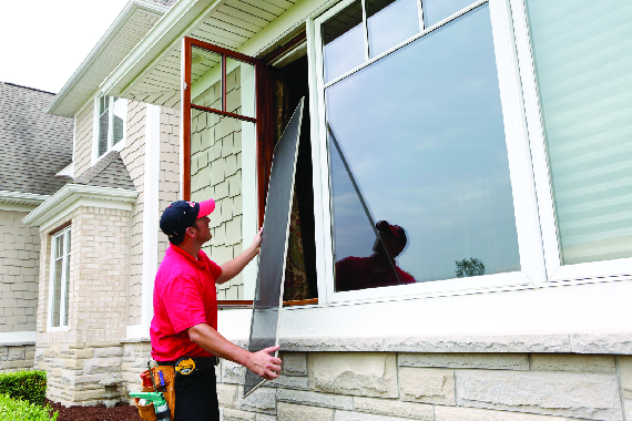 Need window replacement or door installation? Call Mr. Handyman of Wheaton