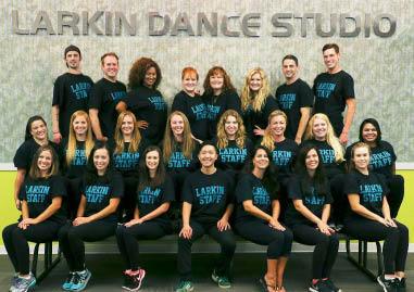 Larkin Dance Studio Faculty
