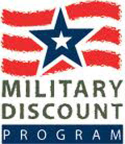 military discounts york pa