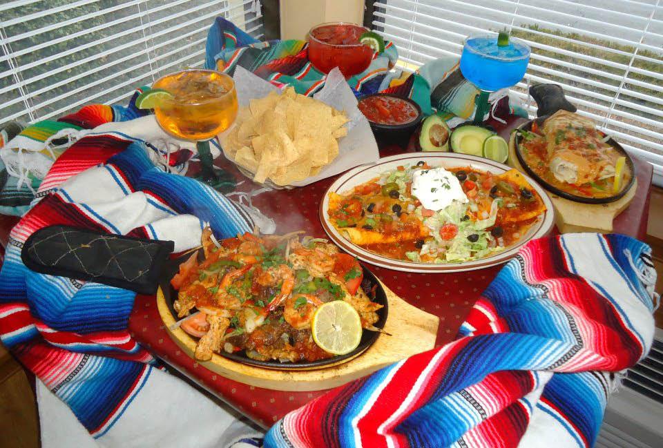 tacos at fajita grande restaurant in frederick md