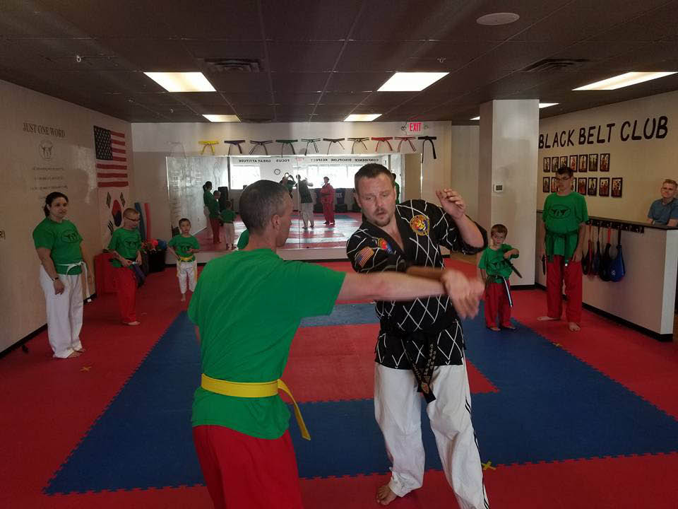 Family Tae Kwon Do Champions Instructor
