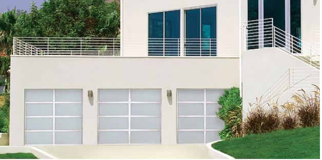 No matter the need, we provide service and repair to any make or model of garage door or opener for both residential and commercial applications