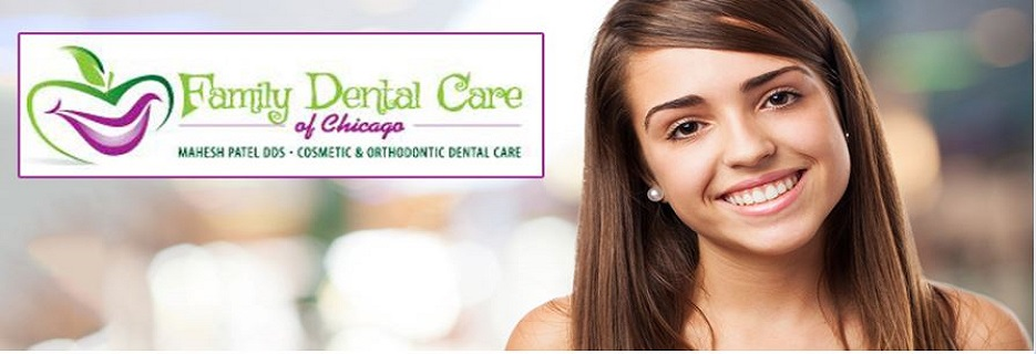 Family Dental Care of Chicago, IL banner
