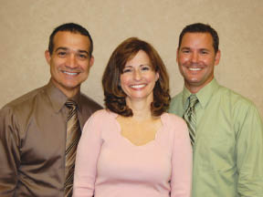 the gentle dentists of Family Dental Care of Bloomingdale: Drs. Biagini, Jansky and Beck; dentists in Chicagoland, Illinois