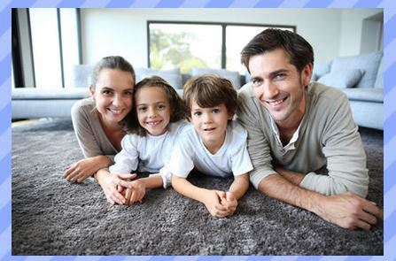 Carolina Steam in Greensboro, NC never uses harsh chemicals for your carpet cleaning service