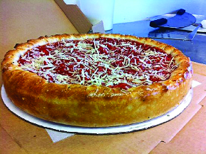 Famulari's Pizzeria Chicago-Style Pizza
