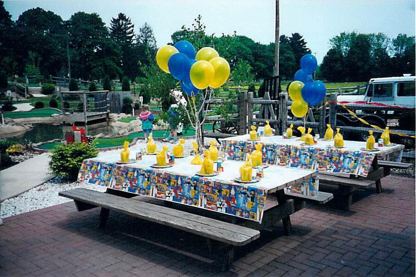 Birthday Parties at Farmview Golf Center in Hackettstown NJ