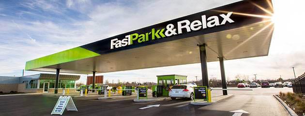 Fastpark Relax Cvg Cincinnati Northern Kentucky