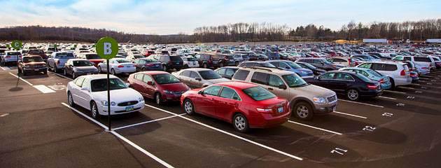 fast park & relax airport parking cvg hebron ky cincinnati ohio