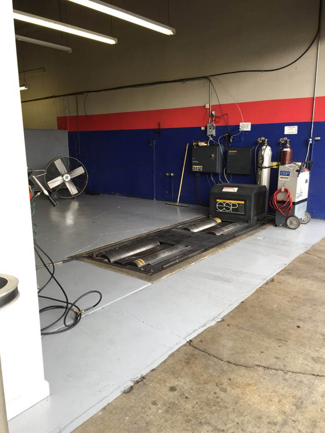 Smog testing facilities in Campbell