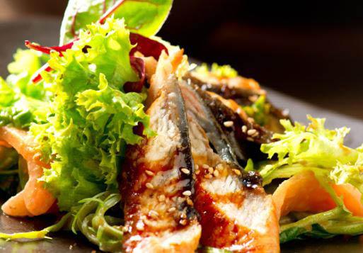 Salads - desserts - beer - wine - sake - Feast Buffet - Chinese buffet - Asian buffet - Renton, Washington