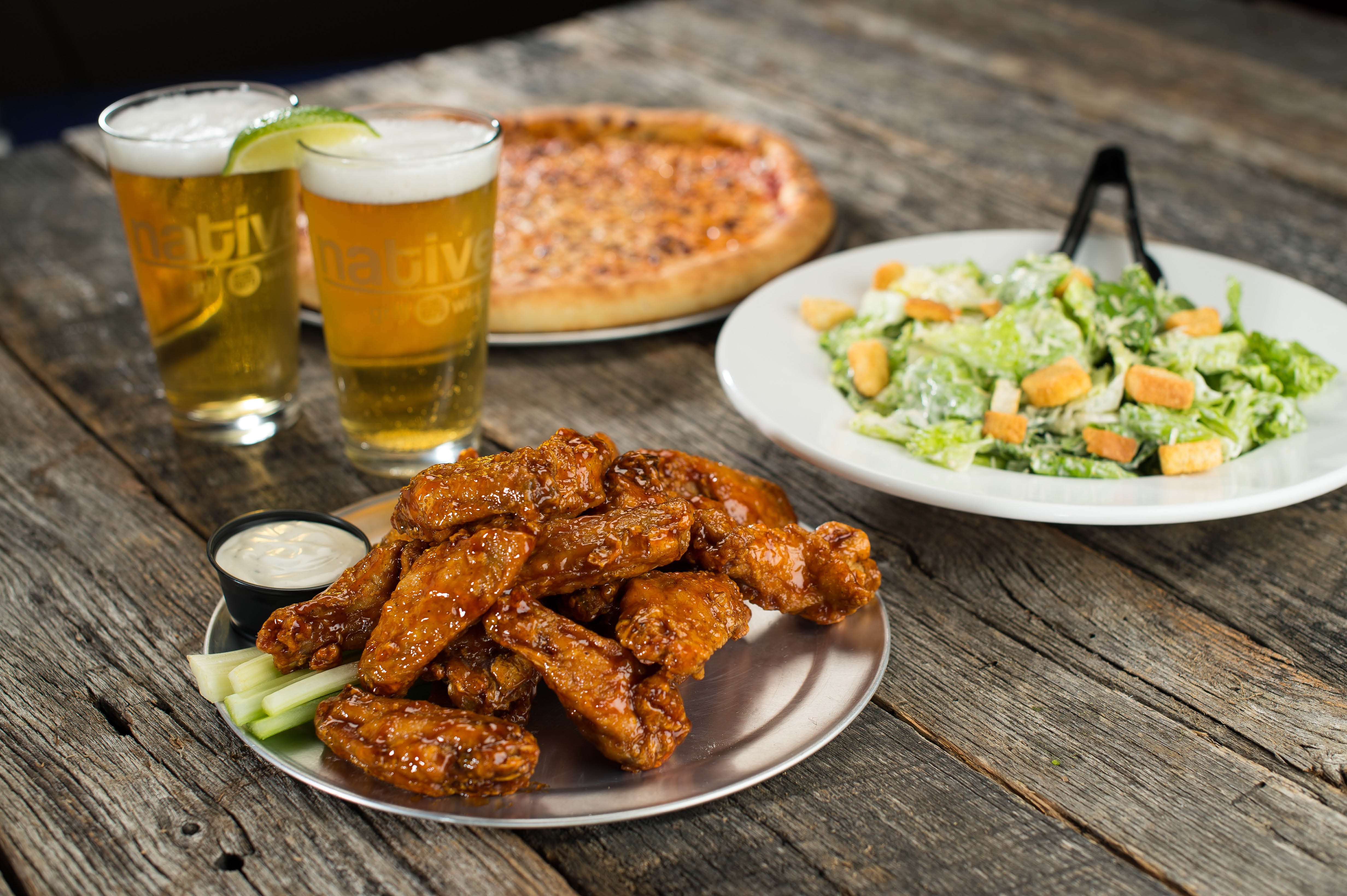 Native Grill and Wings AZ Pizza