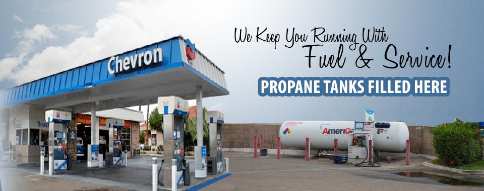 Gas stations, convenient stores near Thousand Palms