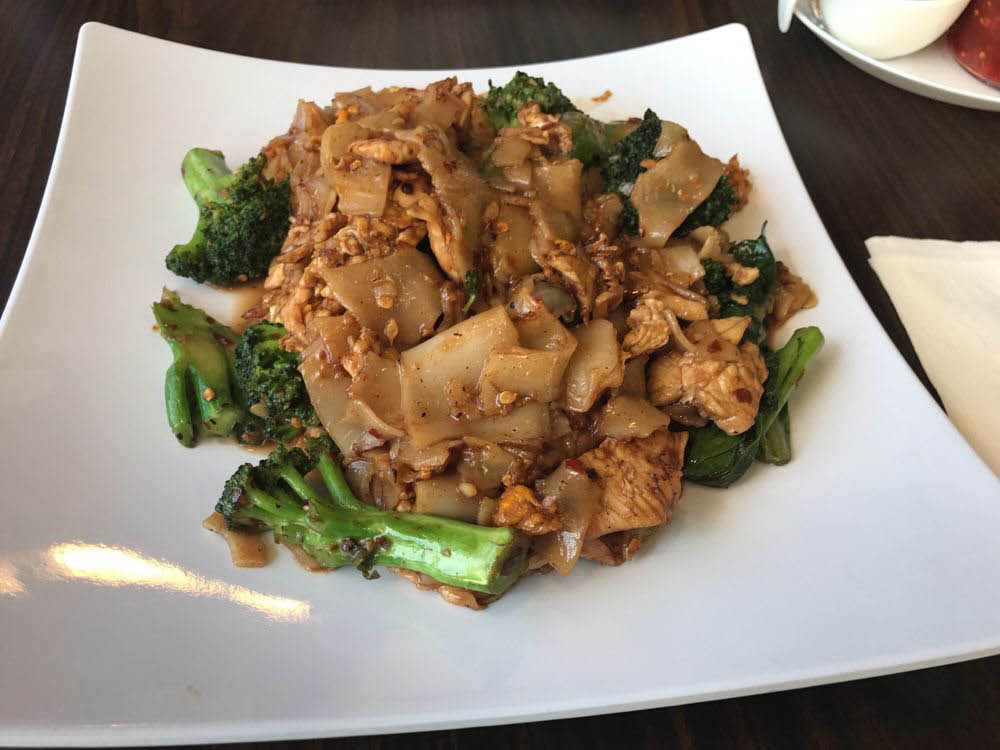 The Nine Thai Cuisine - Thai food in Federal Way, WA