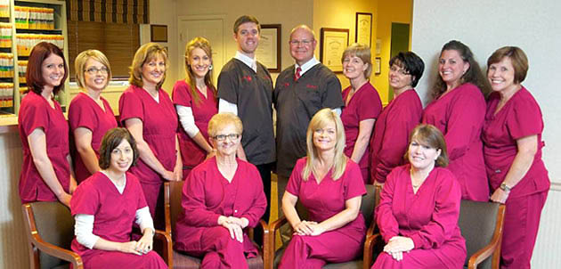 Our skilled and talented staff at feild family dentistry in fork, md