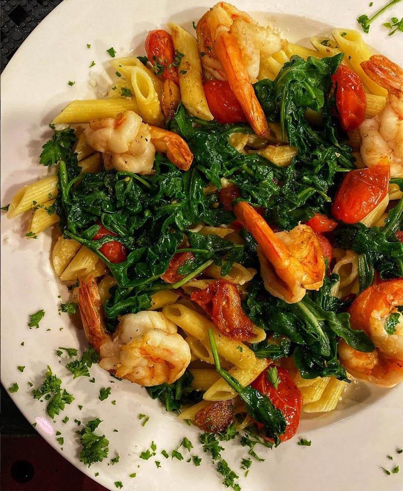 italian seafood dishes