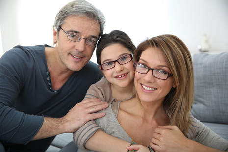 eye care for the whole family provided by Dr. Filchak in Southbury CT