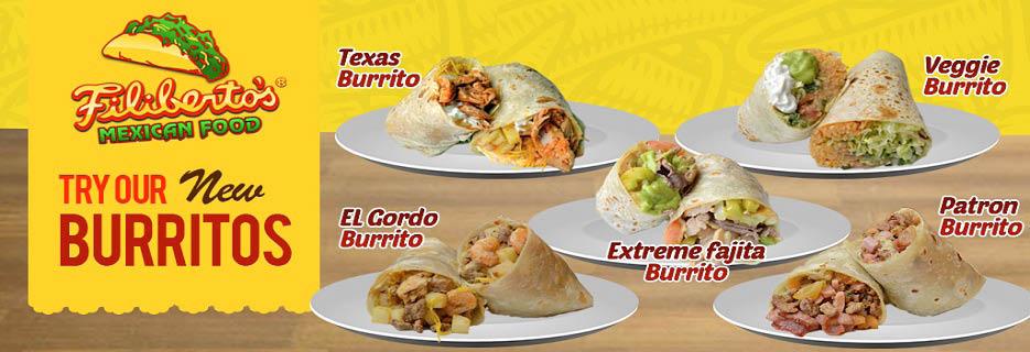 Filiberto's mexican food franchise, Fast Mexican food, Burritos near me avondale,AZ 85392