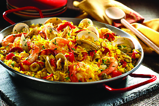 Rice-Paella