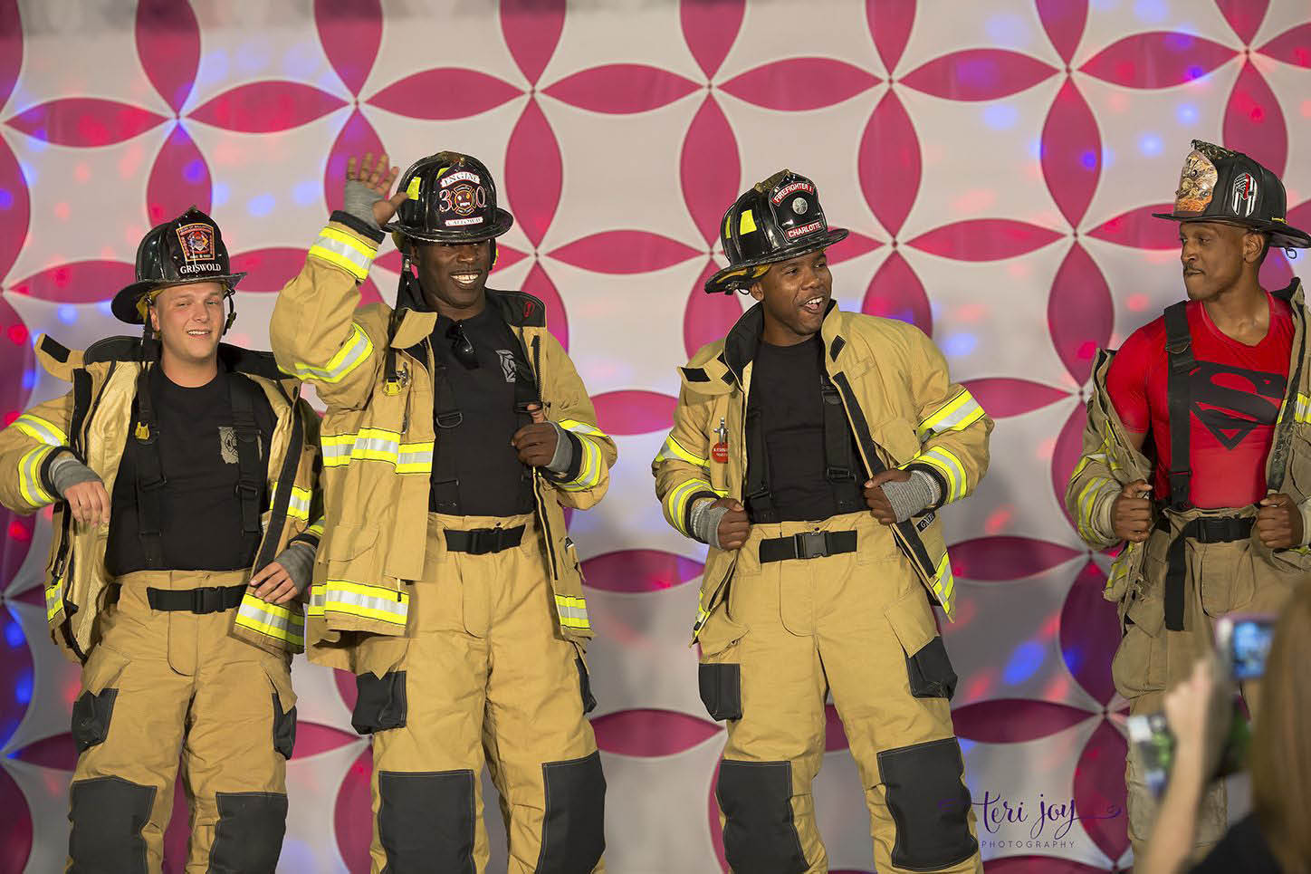 Firefighters will be at the Savannah Southern Women's Show