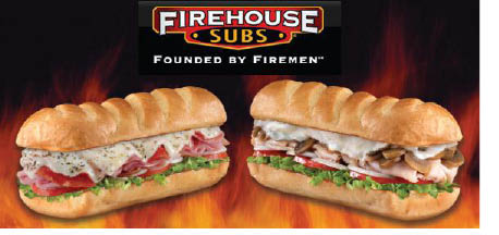 Firehouse Subs founded by Fireman in Florham Pak NJ