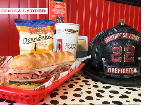 Enjoy a Firehouse Subs meal in Florham Park NJ