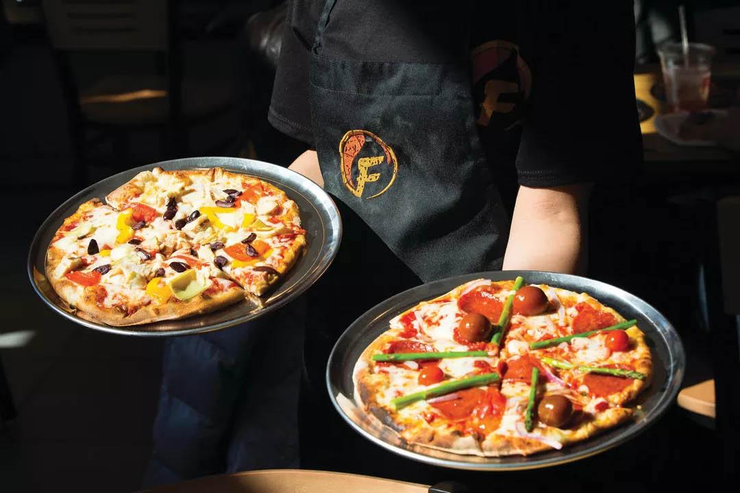 Firenza Pizza Photos