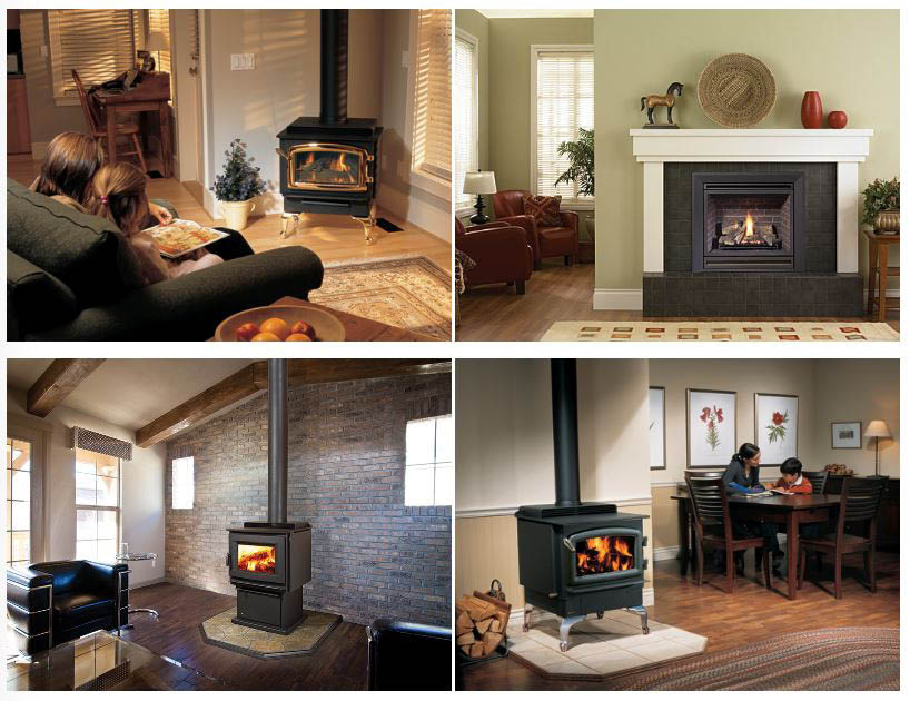 Olympic Stove and Spa - Shelton, WA - wide selection of beautiful fireplaces and stoves for heating your home