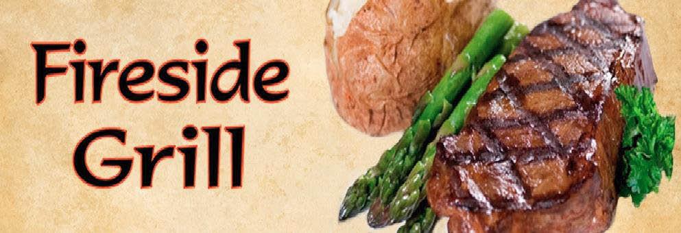 photo Fireside Grill meal in Diamondale, MI