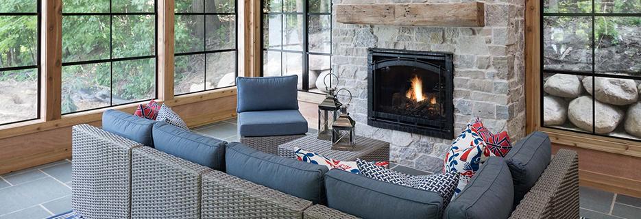Fireside Hearth & Home banner Charlotte, NC