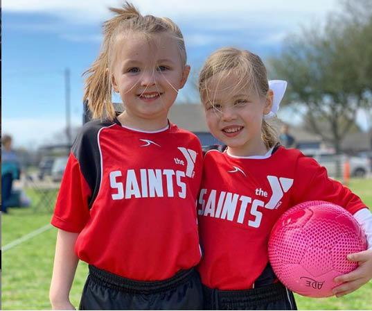 saints soccer for kids