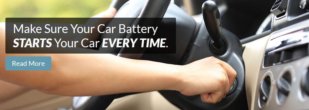 Allow us to test your car battery for a clean start every time