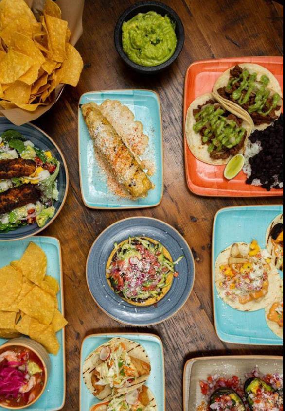 Fish Taco, burritos, tacos, southwestern, Mexican  food, beer battered fish tacos and burritos, salads, bowls, guacamole, margaritas, Mc Lean, VA
